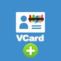 Affichage Digital VCard